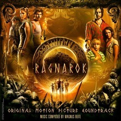 Ragnarok Soundtrack (Magnus Beite) - CD cover