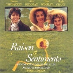 Raison et Sentiments 声带 (Patrick Doyle) - CD封面