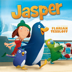 Jasper Soundtrack (Florian Tessloff) - CD cover