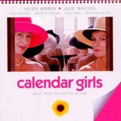 Calendar Girls 声带 (Various Artists, Patrick Doyle) - CD封面