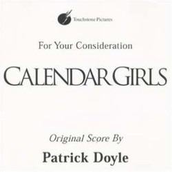 Calendar Girls 声带 (Patrick Doyle) - CD封面