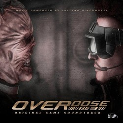 OverDose Soundtrack (Luciano Giacomozzi) - CD cover