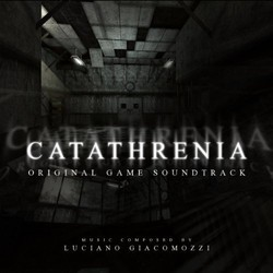 Catathrenia Soundtrack (Luciano Giacomozzi) - CD cover