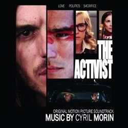 The Activist Soundtrack (Cyril Morin) - CD cover
