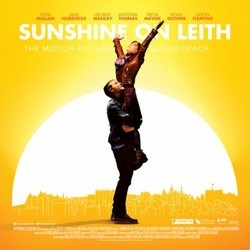 Sunshine On Leith Soundtrack (Various Artists, Paul Englishby) - CD cover