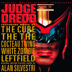 Judge Dredd Soundtrack (Various Artists, Alan Silvestri) - Car�tula