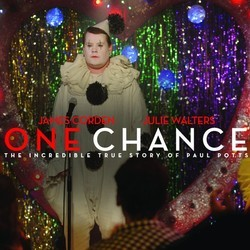 One Chance Soundtrack (Various Artists) - CD cover