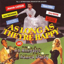 As Long As They're Happy / An Alligator Named Daisy Μουσική υπόκρουση (Sam Coslow, Sam Coslow, Paddy Roberts ) - Κάλυμμα CD