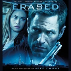 Erased Soundtrack (Jeff Danna) - CD cover