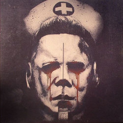 Halloween II Soundtrack (John Carpenter, Alan Howarth) - CD cover