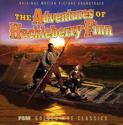 The Adventures of Huckleberry Finn Soundtrack (Jerome Moross) - Car�tula