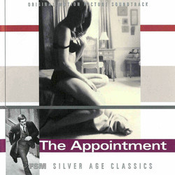 The Appointment Soundtrack (John Barry, Michel Legrand, Stu Phillips, Don Walker) - CD cover