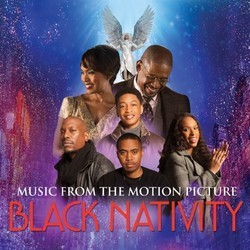 Black Nativity Soundtrack (Various Artists) - CD cover