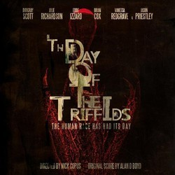 The Day of the Triffids Soundtrack (Alan D Boyd) - CD cover