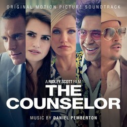 The Counselor Soundtrack (Daniel Pemberton) - CD cover
