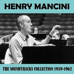 The Soundtracks Collection 1959-1962 Soundtrack (Henry Mancini) - CD cover