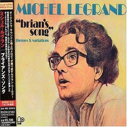 Brian's Song Soundtrack (Michel Legrand) - CD-Cover