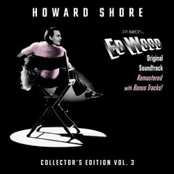 Ed Wood Soundtrack (Howard Shore) - CD cover