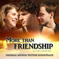 More Than Friendship Soundtrack (Various Artists) - CD cover