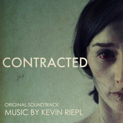Contracted Soundtrack (Kevin Riepl) - CD cover