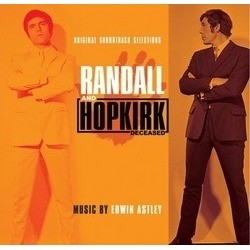 Randall and Hopkirk deceased Soundtrack (Edwin Astley) - CD cover