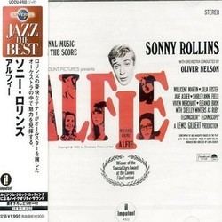 Film Music Site Alfie Soundtrack Sonny Rollins