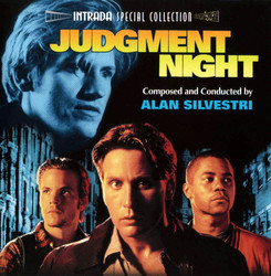 Judgment Night Soundtrack (Alan Silvestri) - Carátula