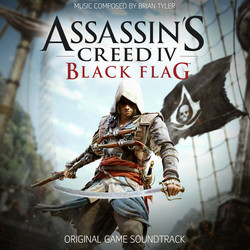 Assassin's Creed IV: Black Flag Soundtrack (Brian Tyler) - CD cover