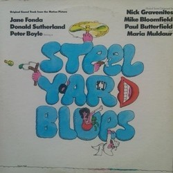 Steelyard Blues Ścieżka dźwiękowa (Mike Bloomfield, Paul Butterfield, Nick Gravenites) - Okładka CD