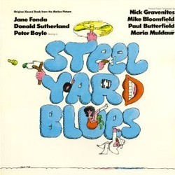 Steelyard Blues Soundtrack (Mike Bloomfield, Paul Butterfield, Nick Gravenites) - CD-Cover