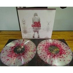 Evil Dead Soundtrack (Roque Ba�os) - cd-inlay