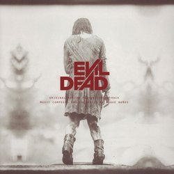 Evil Dead Soundtrack (Roque Ba�os) - CD cover
