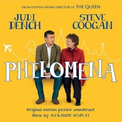 Philomena Soundtrack (Alexandre Desplat) - CD cover