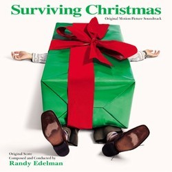 Surviving Christmas 声带 (Randy Edelman) - CD封面