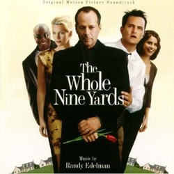 The Whole Nine Yards Soundtrack (Randy Edelman) - CD cover