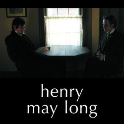 Henry May Long Trilha sonora (Max Richter) - capa de CD