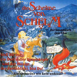 Die Schelme von Schelm Soundtrack (Joe Harnell, Michel Legrand) - CD cover