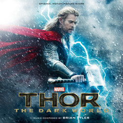 Thor: The Dark World Soundtrack (Brian Tyler) - CD cover