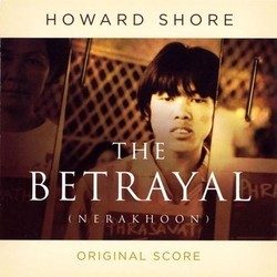 The Betrayal Soundtrack (Howard Shore) - CD cover
