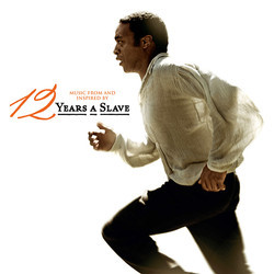 12 Years a Slave Soundtrack (Various Artists, Hans Zimmer) - CD cover