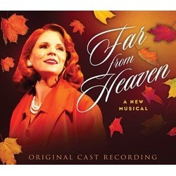 Far From Heaven Soundtrack (Scott Frankel, Michael Korie) - CD cover