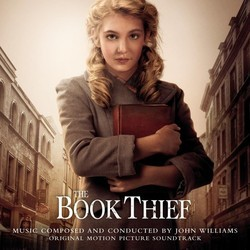 The Book Thief Soundtrack (John Williams) - CD cover