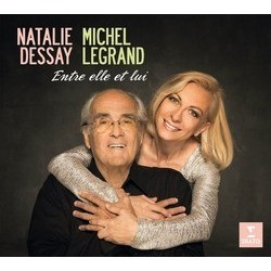 Entre elle et lui Soundtrack (Natalie Dessay , Michel Legrand) - CD cover