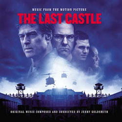 The Last Castle Soundtrack (Jerry Goldsmith) - CD cover