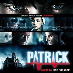 Patrick Soundtrack (Pino Donaggio) - CD cover