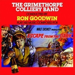 Escape from the Dark 聲帶 (Ron Goodwin) - CD封面