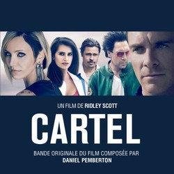 Cartel Soundtrack (Daniel Pemberton) - CD cover