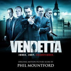Vendetta Soundtrack (Phil Mountford) - CD cover