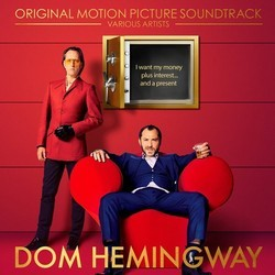 Dom Hemingway Soundtrack (Various Artists, Rolfe Kent) - CD cover