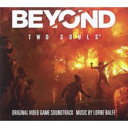 Beyond: Two souls Soundtrack (Lorne Balfe, Normand Corbeil, Hans Zimmer) - CD cover